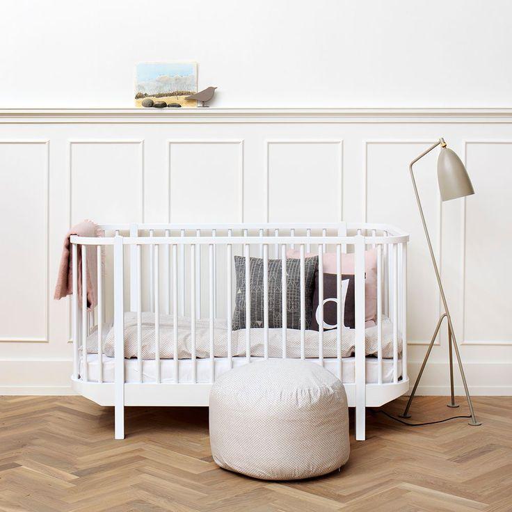 Wood Spjälsäng | Oliver Furniture | Länna Möbler | Handla online