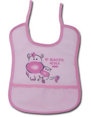 Baby Jem Poli Muşamba Küçük Önlük Pembe,   Baby Jem,   Bebekchik Bebek Ürünleri hesaplı alışverişin adresi, bebek alışveriş siteleri,
