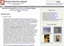 Perseus Digital Library (Tufts University)