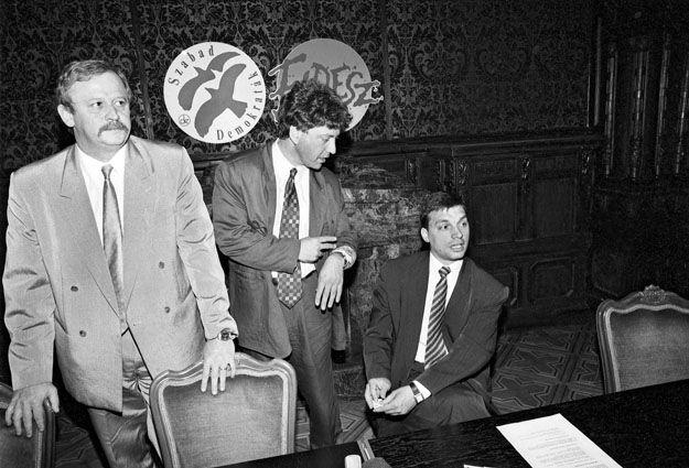 Belföld: A Fidesz átmenetele – 1993 - NOL.hu