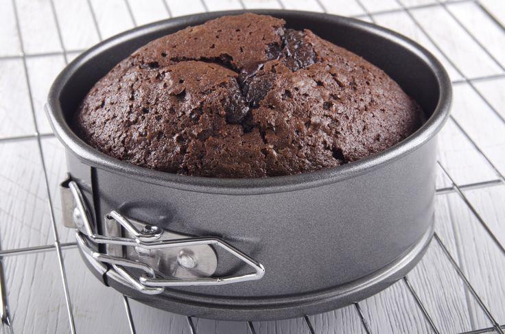 Sjokoladekake med sunn standard - det er ikke slankemat, men chilien setter fart på forbrenningen, slik at ikke ekstrakaloriene blir til fett.