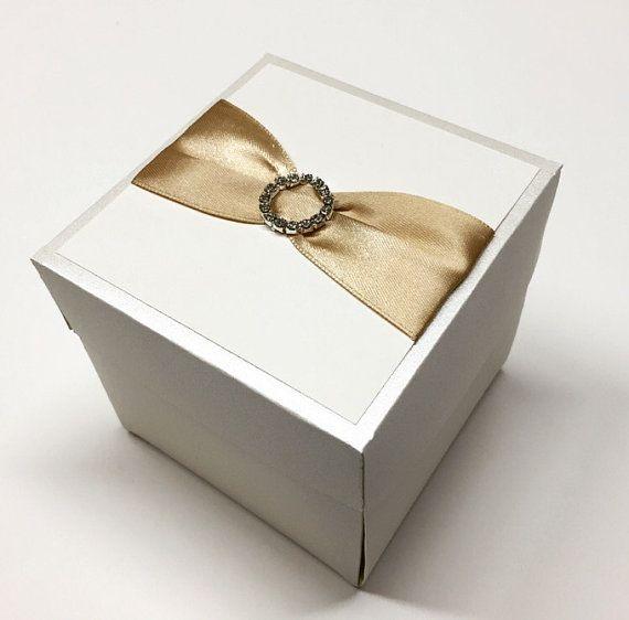 Exploding Box Wedding Invitation Exploding Boxes Exploding Box