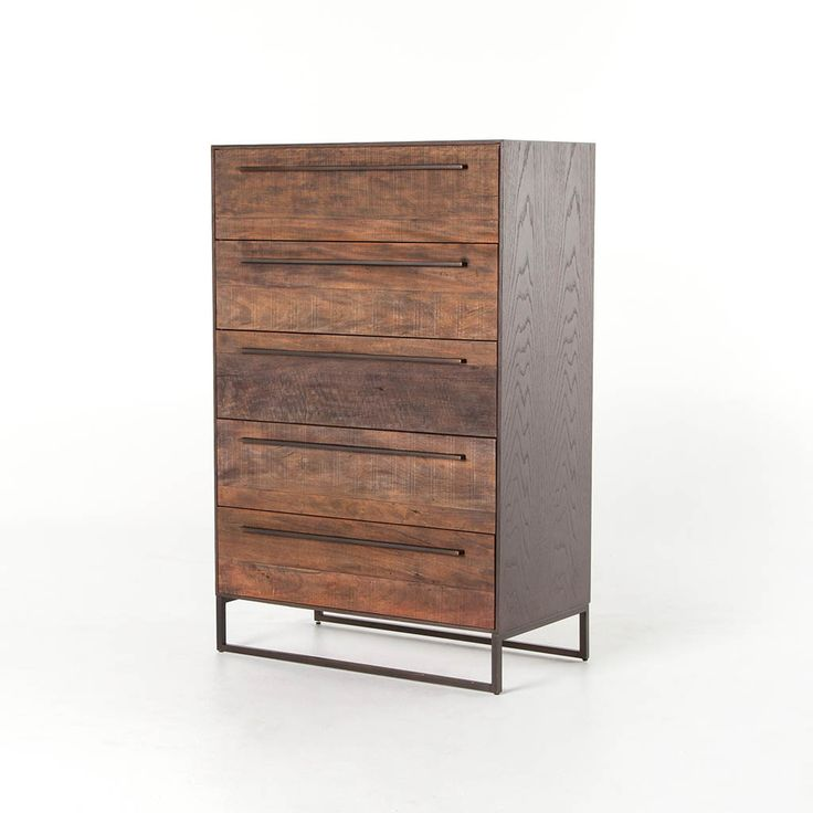 Sable 5 Drawer Dresser