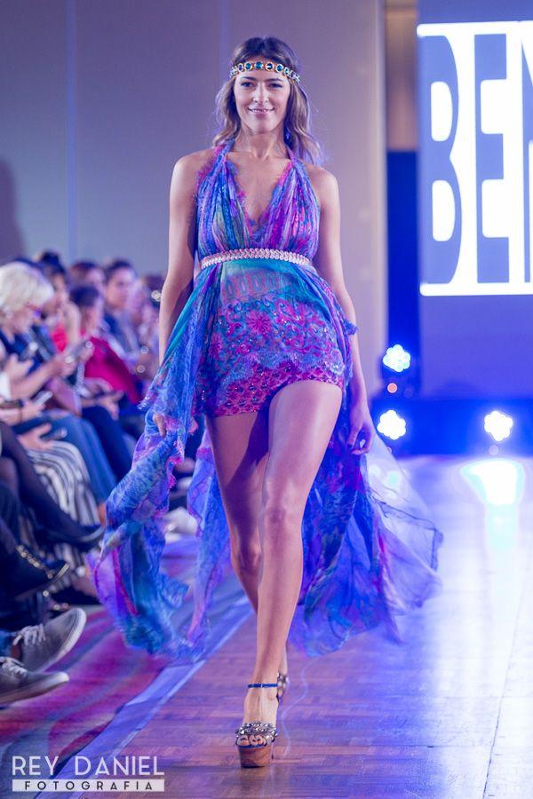 Moda primavera verano 2017 ropa de moda Benito Fernández.