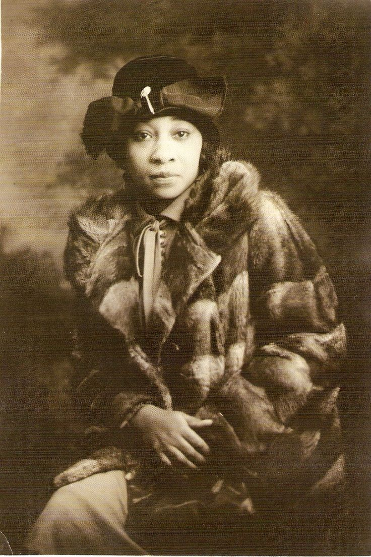 Nora Douglas Holt (1885-1974) - American musician and singer who composed over 200 pieces. In 1918 she was the first African American woman to earn her master's degree from Chicago Musical College.  During the roaring 1920s, Nora Holt was a wealthy socialite. Holt was a major player during the Harlem Renaissance.   The  photo is by an unidentified photographer c1930.