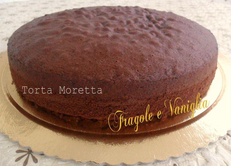 Torta Moretta (ricetta base)