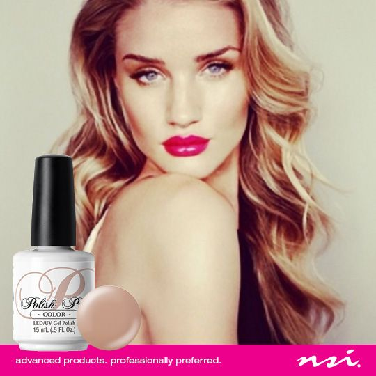 What's Trending...  Celebrity Manicurist Kimmie Kyees let us know that Victoria Secret model Rosie Huntington-Whiteley loves #NSI #PolishPro in Sedona's Got a Big Ole Butte!  What's your favorite #PolishPro shade?