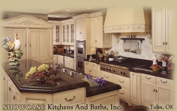 Kitchen And Bath Design, Home Remodeling, Custom Cabinets  Tulsa
