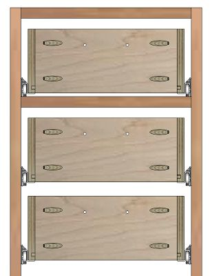 How To Build Drawer Boxes Detailed with pics and explanations of various styles