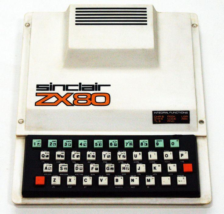 Sinclair ZX80 - 1980