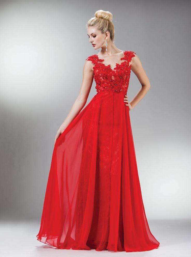 Vestido vermelho de formatura - http://vestidododia.com.br/vestidos-longos/vestidos-de-formatura-vestidos-longos/look-dia-vestidos-de-formatura-longos-e-vermelhos/