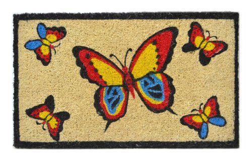 27 Best Garden Doormats Images On Pinterest Door Rugs