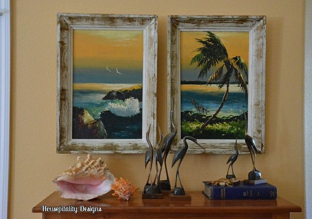 A Taste of Old Florida {Florida Highwaymen Paintings}