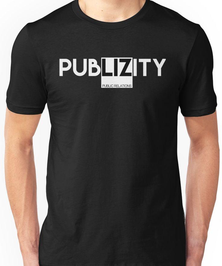 The Kroll Show Publizity Logo Unisex T-Shirt