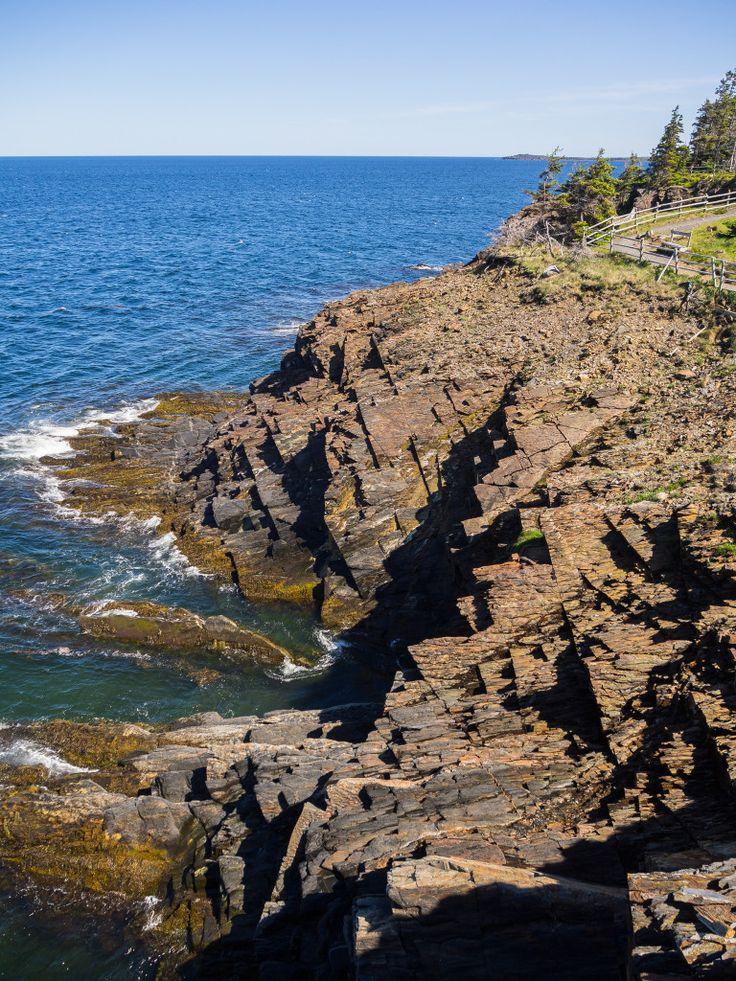 Seaside Hiking: The Ovens Natural Park, Nova Scotia