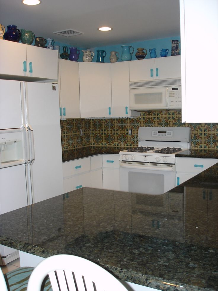 You Can Build Elegant And Colorful Backsplashes With The Malibu Tiles From Mexican Tiles For Sale