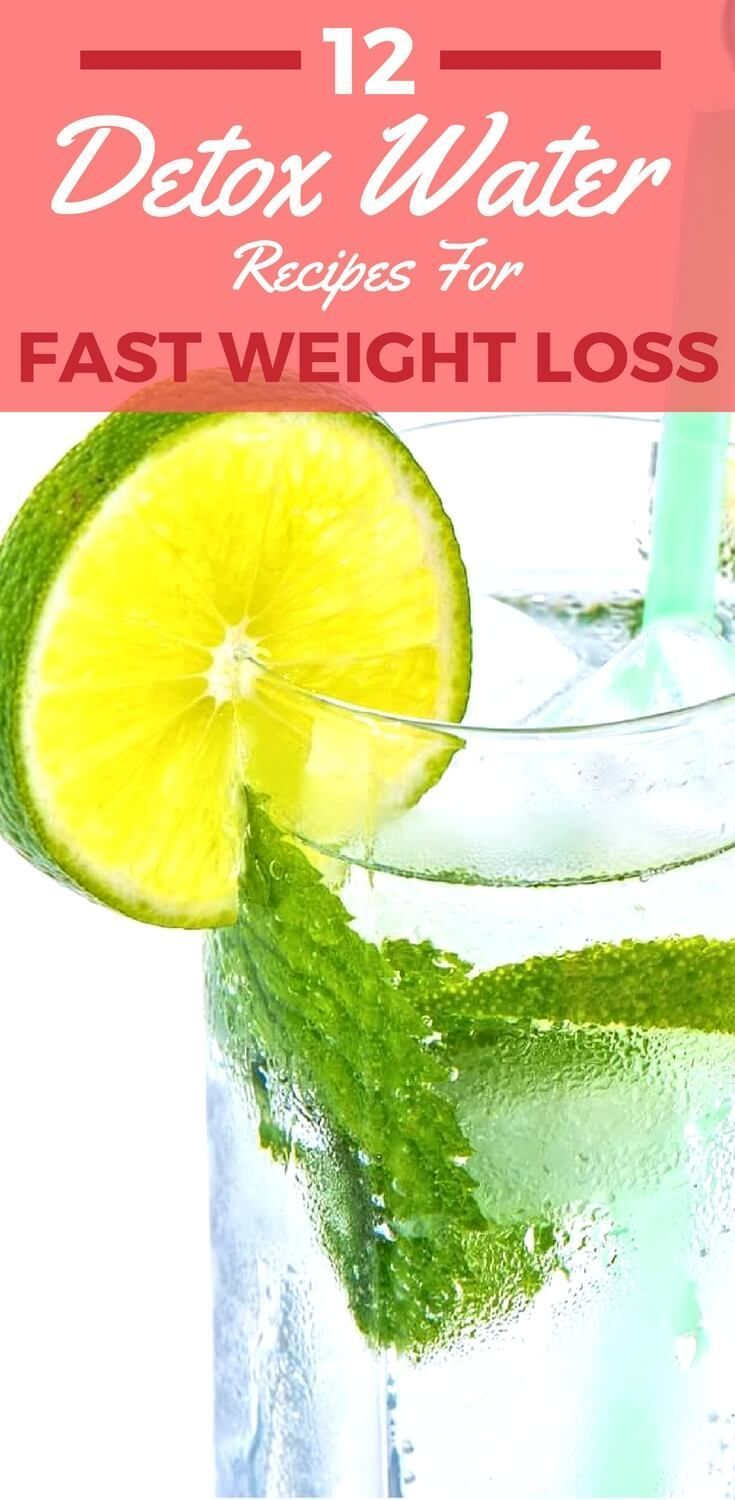 How to use water with lemon for weight loss ehow - Wondering What Ingredients To Add To Your Detox Water To Lose Weight Gain Energy