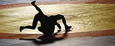 The mat. Wrestling. Lucha olímpica. Tapiz. Zona de lucha. Grecorromana.