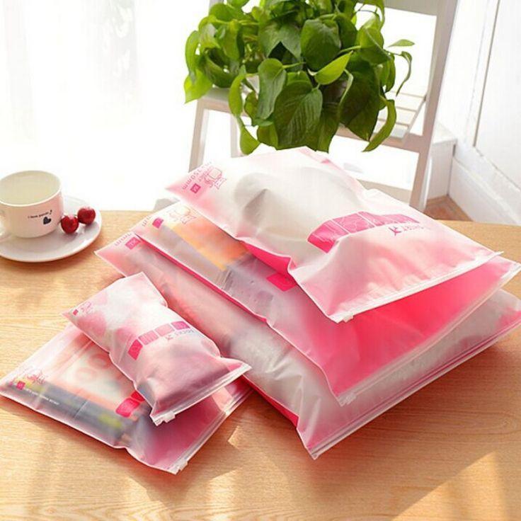 8 pçs/sets Roupas meias Transparente à prova d' água/Lavagem proteger underwear bra saco de armazenamento sapatos de viagem cosméticos saco de armazenamento de plástico em Bolsas de armazenamento de Home & Garden no AliExpress.com | Alibaba Group