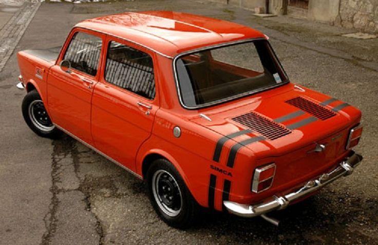 Simca 1000 Rally I 1973