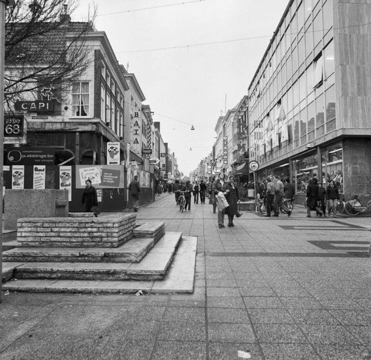 Herestraat in de jaren 70/80