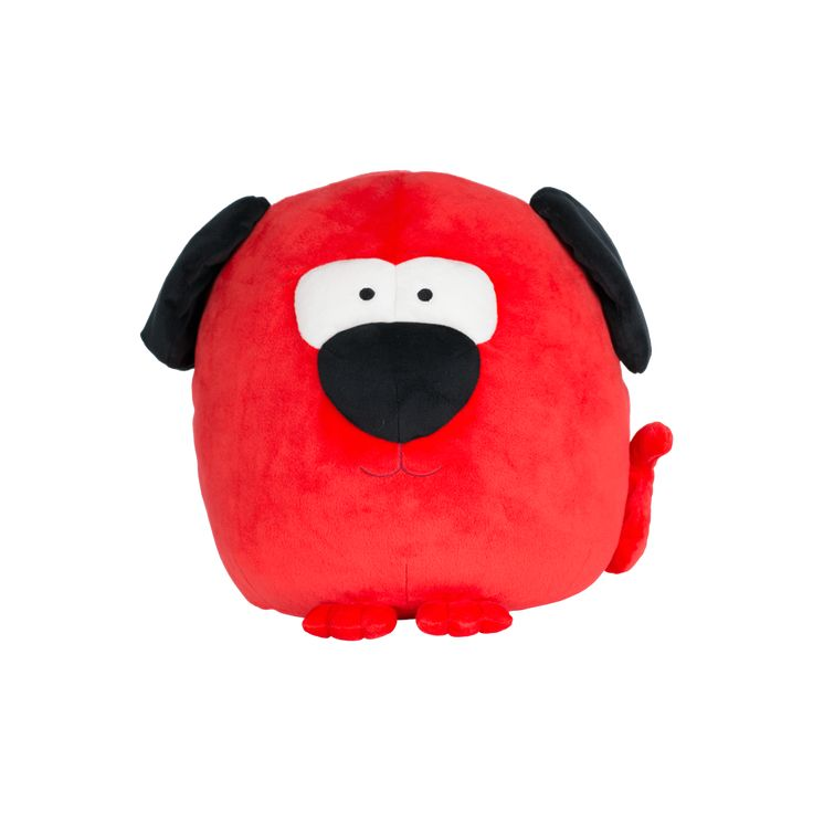 Brand new for Red Nose Day 2017, this big, soft Sniffer Red Nose is like something fired straight out of a cuddle-cannon.