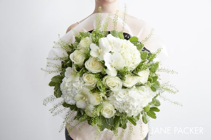 """Lychee"" bouquet from the Jane Packer Online Collection - Summer Fruits 2016"