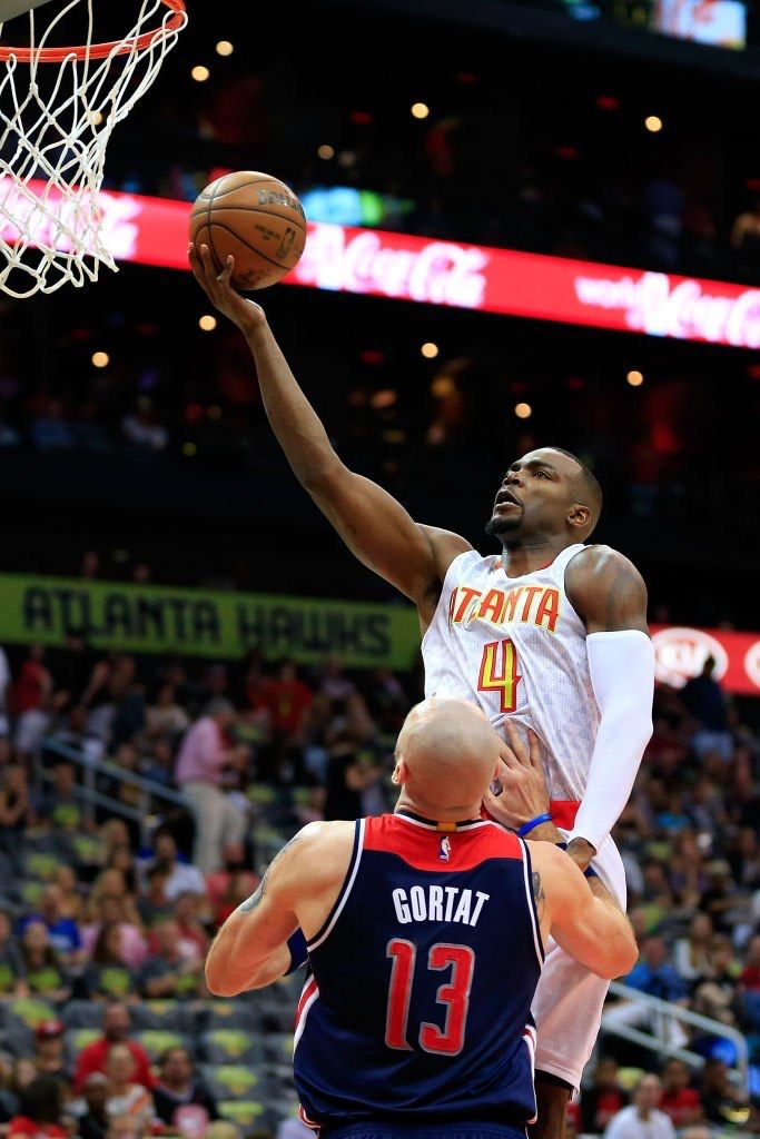"Paul Millsap • ""Eat My Shorts"""
