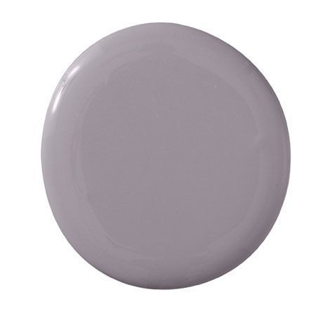 """Benjamin Moore Sleepy Hollow.  """"Maybe you'd actually use your living room if you painted it this dusty purple. It's cheerful and bright in the ligh… …"""