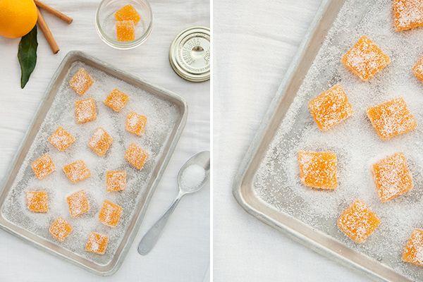 Gelatine all'arancia