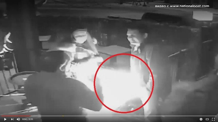 Появилось видео, как электронная сигарета взорвалась в штанах у мужчины http://kleinburd.ru/news/poyavilos-video-kak-elektronnaya-sigareta-vzorvalas-v-shtanax-u-muzhchiny/  В социальных сетях опубликовано видео, на котором электронная сигарета взрывается в штанах у мужчина. Пострадавший доставлен в госпиталь с ожогами. [embedded content] Страшный инцидент произошел 24 февраля в Канаде. Супружеская пара вышла на перекур возле ресторана, молодые люди мило беседовали, как вдруг в штанах у…