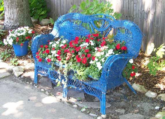 33 Things You Can Reuse As Garden Planters