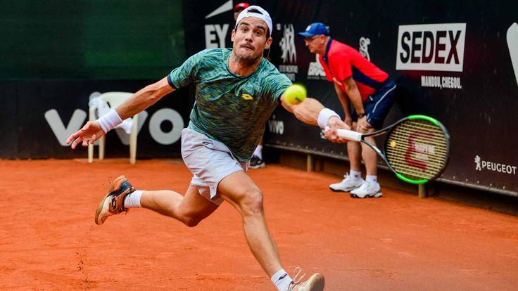 16:30 Tenis Torneo de Tenis de Sao Paulo - LA TELE DEPORTES