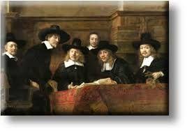 rembrandt van rijn - de staalmeesters