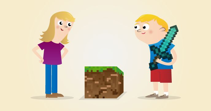 Getting Started with Minecraft Pi | Raspberry Pi Learning Resources