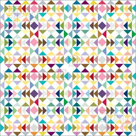 Illustration Of Triangle Pastel Texture. Royalty Free Vector ...