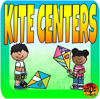 This resource includes 154 pages of kite themed centers. Activities include literacy, math, syllables, addition, subtraction, visual discrimination, shapes, counting, sorting, ten frames, letter matching, fine motor, and more. For kindergarten, preschool, SPED, child care, homeschool, or any early childhood setting.