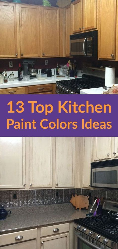 13 kitchen paint colors people are pinning like crazy kitchens rh pinterest com
