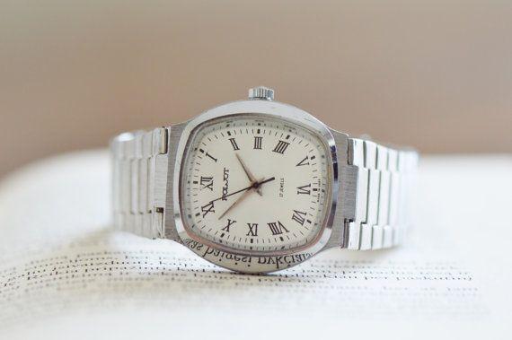 Soviet Watch POLJOT Russian Men's Wrist Watch With by USSRvintage