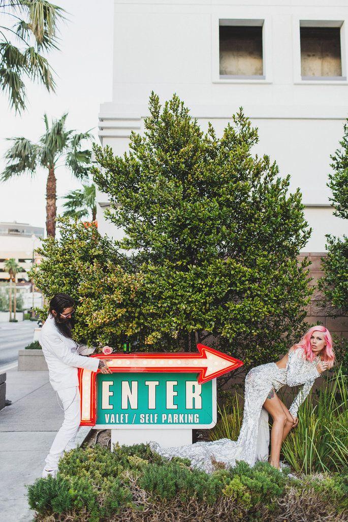 Heiraten Ist Kein Spass Auch Nicht In Vegas Volksstimme De