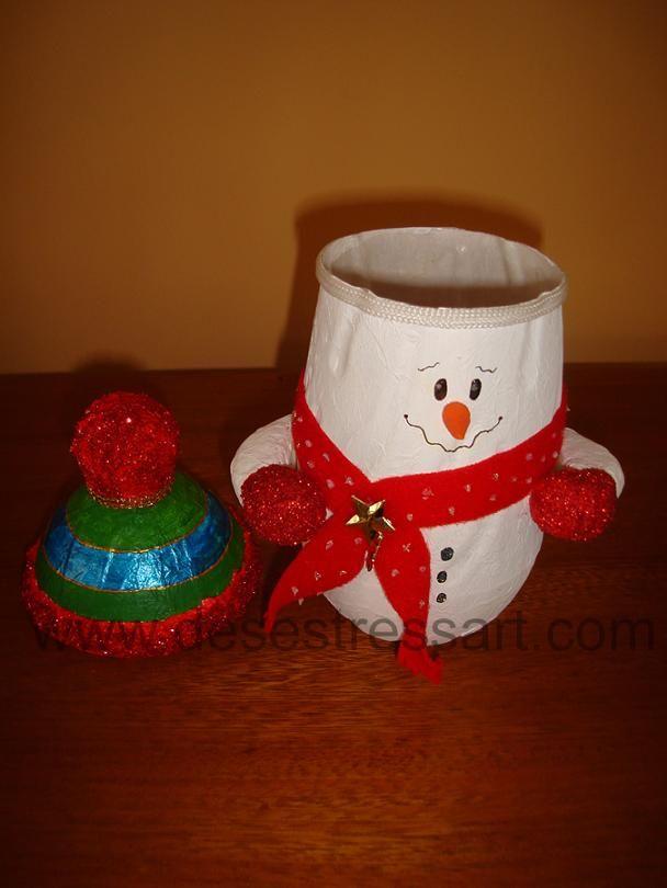 Foro de infojard n manualidades para la navidad - Trabajos manuales navidenos ...