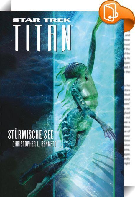 Star Trek - Titan 5: Stürmische See    ::  Während die Föderation nach den verheerenden Ereignissen von Star Trek: Destiny wieder zu Kräften kommt, werden Captain William Riker und seine Mannschaft dazu beordert, ihre Mission im tiefen Raum wieder aufzunehmen und damit die Kernprinzipien der Sternenflotte zu bekräftigen. Aber selbst weit weg von Zuhause, auf einer Mission der Hoffnung, werden sie die Narben der kürzlichen Katastrophe nicht los, während sie langsam ihre Leben wieder auf...