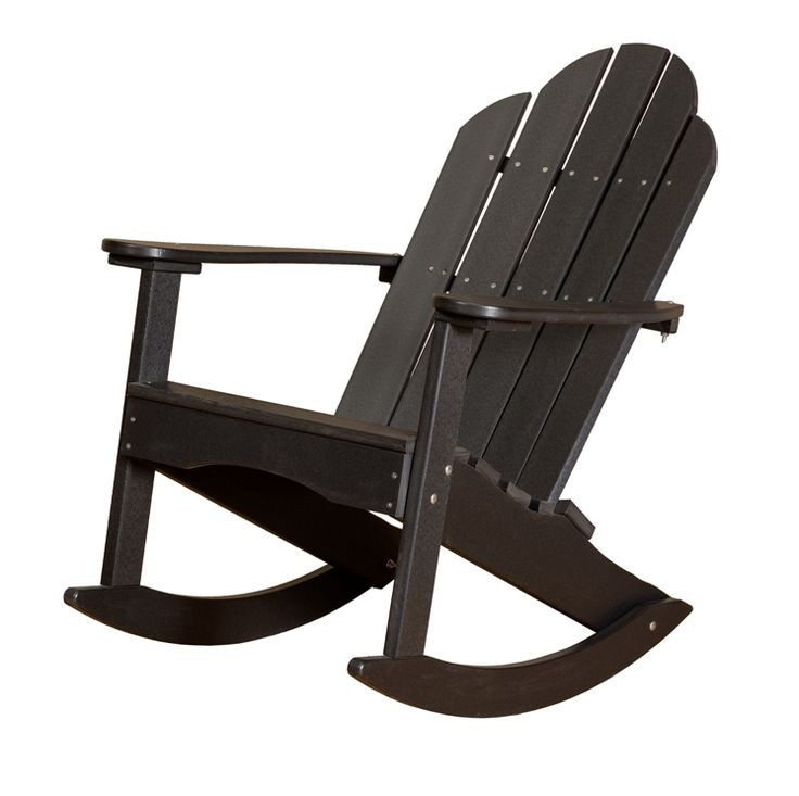 Now we're talkin.....and a-rockin! New durable poly lumber weather resistant outdoor rocker in 9 colors, made in USA, easy care! Use code words Customer Reward at check out for 10% off ALL weather resistant furniture! Made In The Shade Hammocks - Polywood Adirondack Rocking Chair , $299.00 (http://www.madeintheshadehammocks.com/polywood-adirondack-rocking-chair/) #outdoorrockingchair