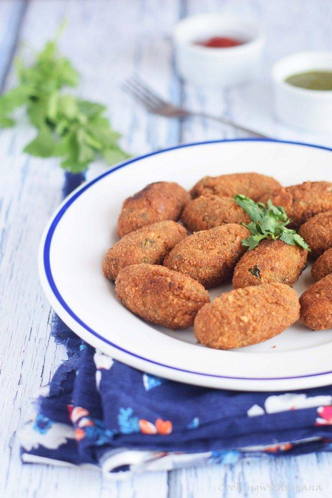 vegetable chops,veg croquettes,Bengali chops