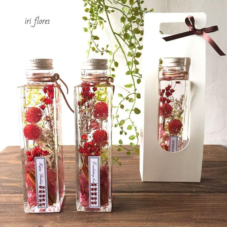 いいね!35件、コメント1件 ― iri flores(イリフローレス)さん(@iriflores.botanica)のInstagramアカウント: 「X'mas colors. #herbarium ・ Mサイズのシナモンレッドです。 バースデープレゼントにご依頼いただきました♡ ・ ストロベリーフィールド シナモン ゴールドのかすみ草…」#クリスマス #ハーバリウム #フラワーギフト #赤 #herbarium #botanical #redflower #ギフト #ブーケトス #贈呈品
