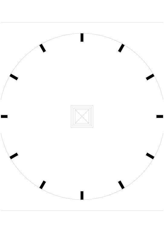 Die besten 25 dibujos de relojes ideen auf pinterest - Dibujos de relojes para imprimir ...