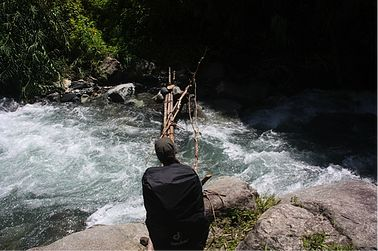 While on Morobe Province's Black Cat Track, you will endure height and accents that reach over the Kuper Range then descends along the Buisaval River Valley before winding around Mount Tambo followed by another decent into the Francisco River. http://www.pagahillestate.com/visiting-morobe-province/
