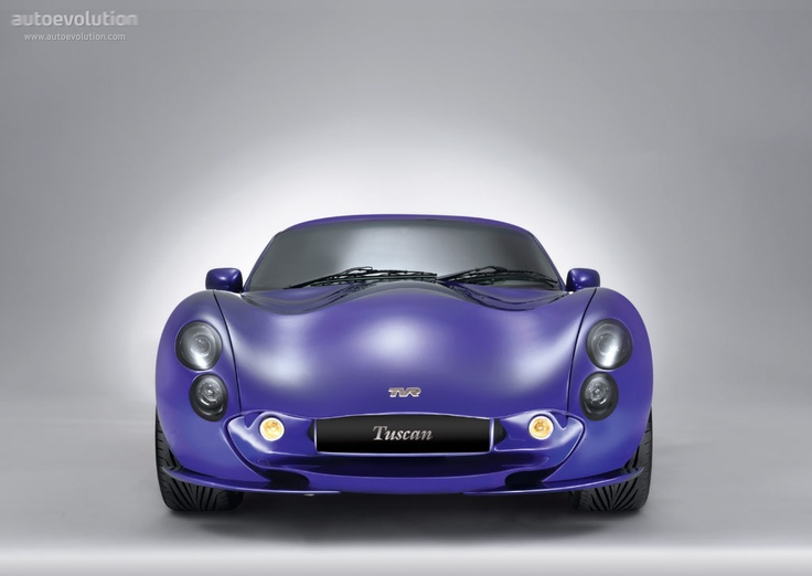 Beau TVR Tuscan S