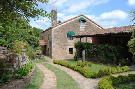 Casa rural en venta. Pontevedra. Vila de Cruces. | Lançois Doval  http://www.lancoisdoval.es/1027-propiedad-casa-rural-en-venta-pontevedra-vila-de-cruces.html