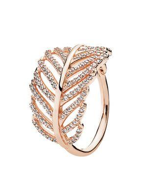 パンドラ肌に溶け込みやさしく彩る甘く輝く魅惑のリングを